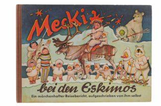 HÖRZU Meki bei den Eskimos Buch 4