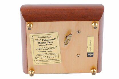 Hummel Holzschatulle mit Musikwerk, Musikbox von Ercolano1