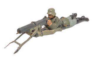 Lineol Soldat MG liegend1