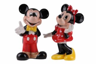 Mickey und Minni Mouse Figures Porcellan1