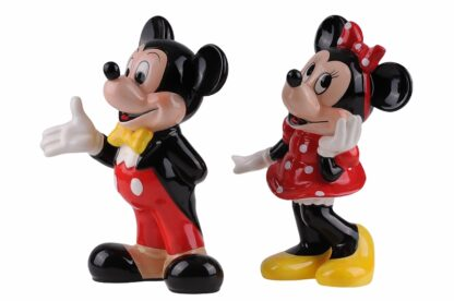 Mickey und Minni Mouse Figures Porcellan3