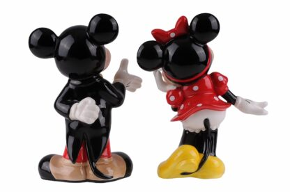 Mickey und Minni Mouse Figures Porcellan4
