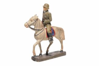 Offizier zu Pferd Elastolin Soldat1
