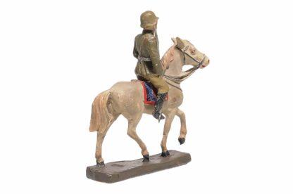 Offizier zu Pferd Elastolin Soldat2