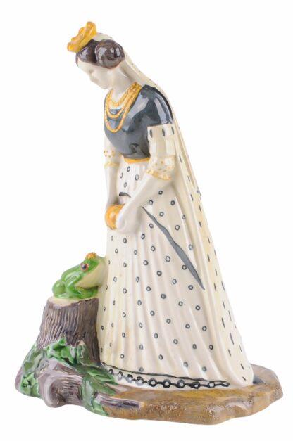 Rosa Neuwirth Froschprinzessin 1