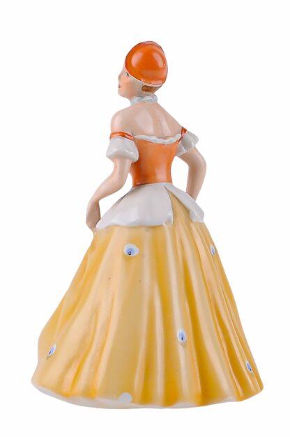 Royal Dux Elegante Dame 3