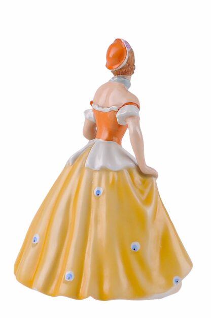 Royal Dux Elegante Dame 4