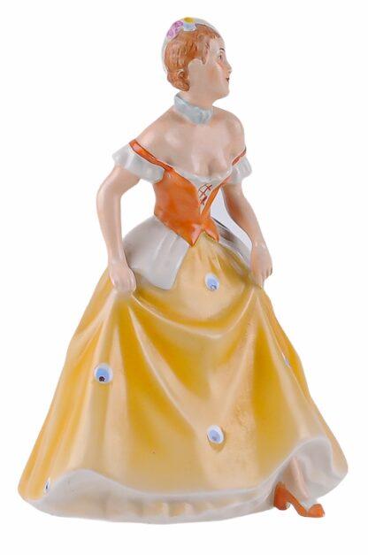 Royal Dux Elegante Dame 5