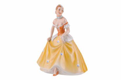 Royal Dux Elegante Dame 6