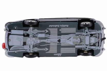 Schuco Rollfix Mercedes Cabriolet 4