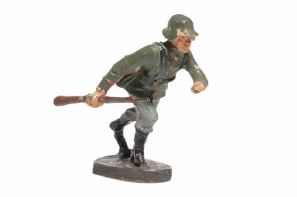 Schütze im Sturm Elastolin Soldat1