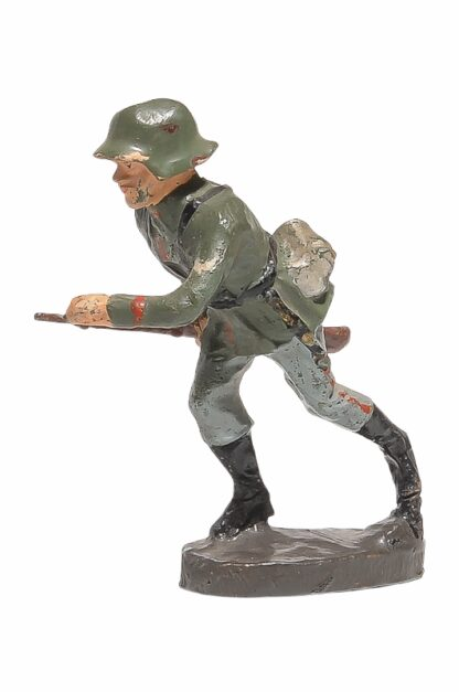 Schütze im Sturm Elastolin Soldat2