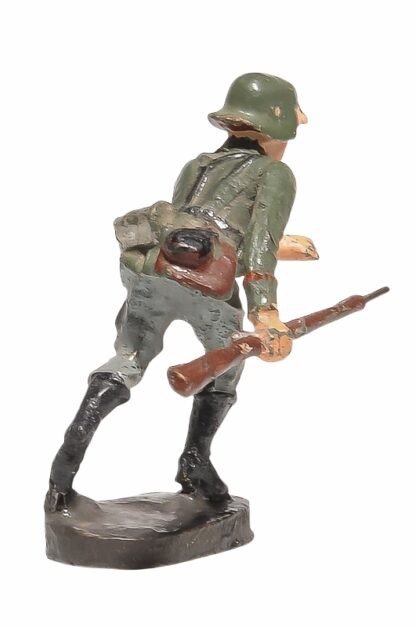 Schütze im Sturm Elastolin Soldat3