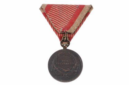 Tapferkeitsmedaille Bronze Kaiser Franz Josef