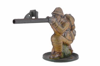 Vintage Tintoy Soldier WW2 D. R. G. M. Germany1