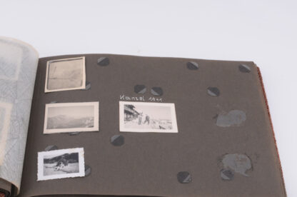 WW2 Fotoalbum German Airforce Luftwaffe Flak10