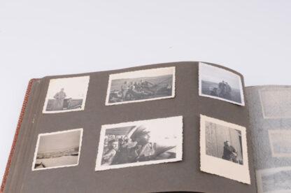 WW2 Fotoalbum German Airforce Luftwaffe Flak11