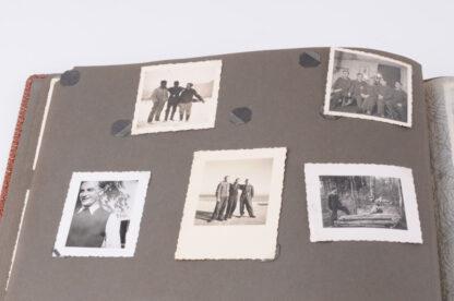 WW2 Fotoalbum German Airforce Luftwaffe Flak14