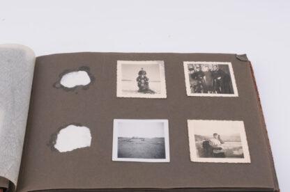 WW2 Fotoalbum German Airforce Luftwaffe Flak15