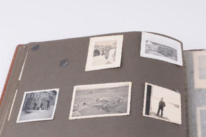 WW2 Fotoalbum German Airforce Luftwaffe Flak19