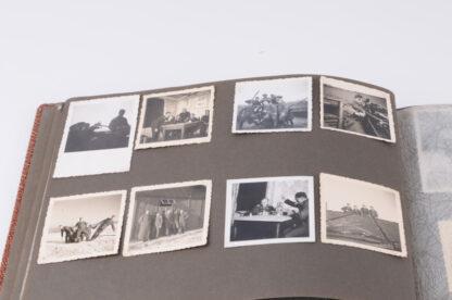 WW2 Fotoalbum German Airforce Luftwaffe Flak22