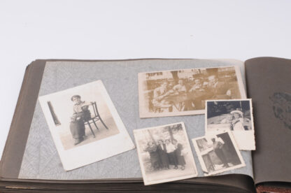WW2 Fotoalbum German Airforce Luftwaffe Flak23