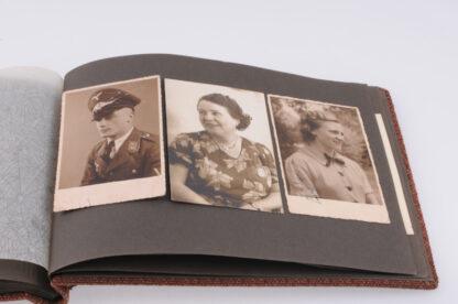 WW2 Fotoalbum German Airforce Luftwaffe Flak24