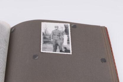 WW2 Fotoalbum German Airforce Luftwaffe Flak28