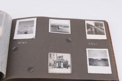 WW2 Fotoalbum German Airforce Luftwaffe Flak6