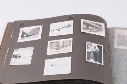 WW2 Fotoalbum German Airforce Luftwaffe Flak7