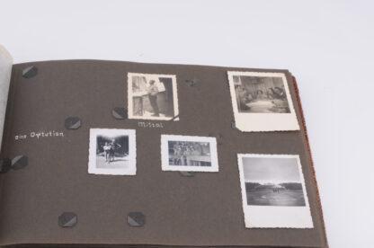 WW2 Fotoalbum German Airforce Luftwaffe Flak8