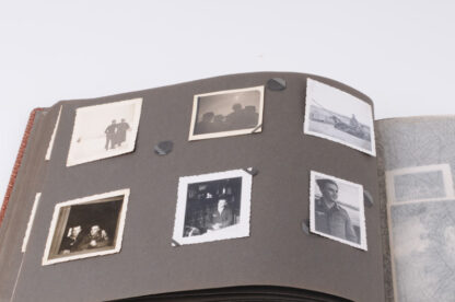 WW2 Fotoalbum German Airforce Luftwaffe Flak9
