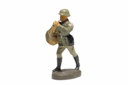 Waldhornbläser Elastolin Soldat1