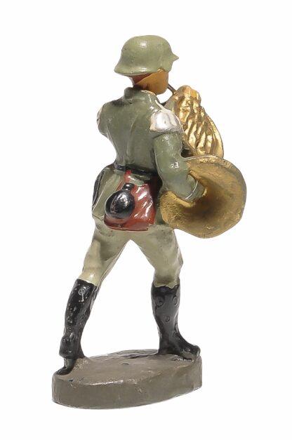 Waldhornbläser Elastolin Soldat2