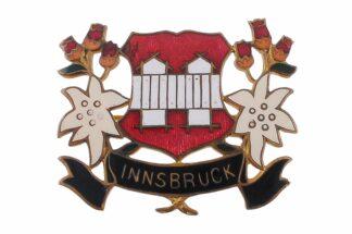 Abzeichen Pin Badge Innsbruck2