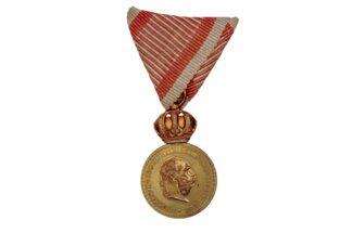 Bronze Militär Verdienstmedaille Signum Laudis1