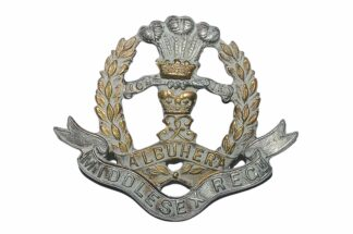 Cap Badge The Middlesex Regiment1