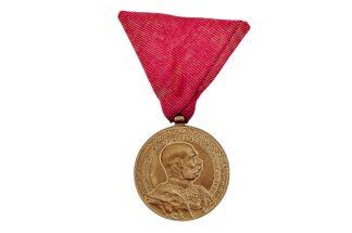 Ehrenmedaille für 40 Jahre treue Dienste 1