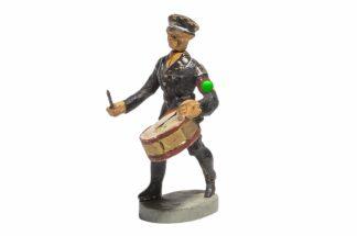 Elastolin SS Soldat Musiker mit Trommel 1