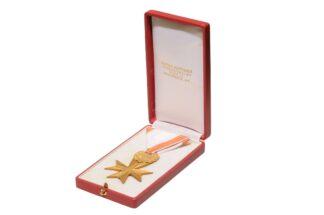 Goldenes Verdienstzeichen der Republik Österreich6
