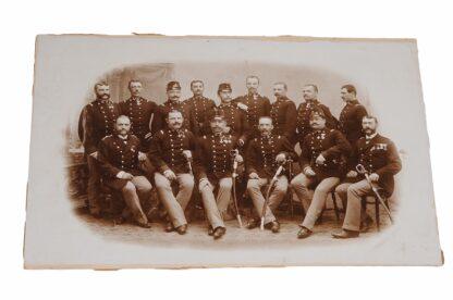 Gruppenfoto Monarchie Unteroffiziere2