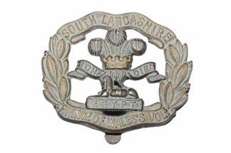 South Lancashire Regiment WW1 Cap Badge1