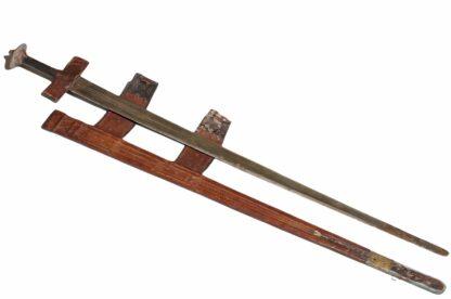Takoba Schwerter der Tuareg bzw. benachbarter Berberstämme8