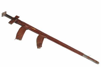 Takoba Schwerter der Tuareg bzw. benachbarter Berberstämme9